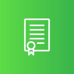certificate-green